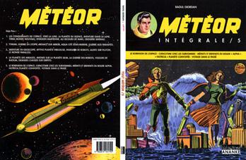 Météor, l'Intégrale Vol. 5 Intmeteore5