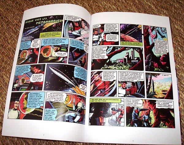 Météor édité en couleur RS02b