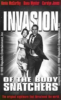 La «SF» au cinéma et en DVD Bodysnatch