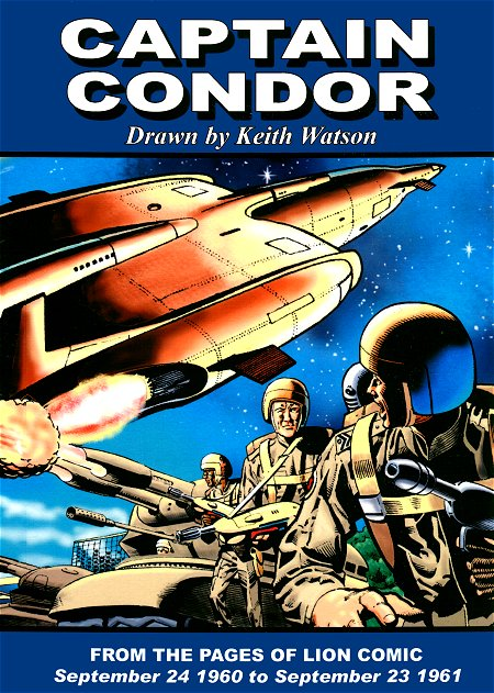Dan Dare, Pilot of the Future Capcondorc