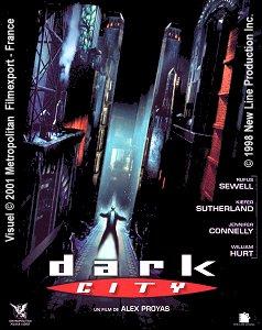 La «SF» au cinéma et en DVD Darkcity