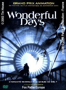 La «SF» au cinéma et en DVD Wonderfuldays