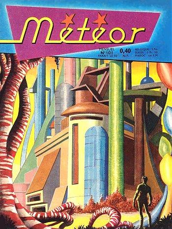 Recherche 4 Météor Metc101