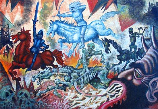 The Beast Revelation  Wikipedia